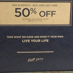 Photo taken at American Eagle Outfitters by mbk n. on 3/26/2015