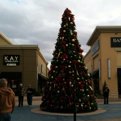 Photo taken at The Outlet Shops of Grand River by Jonathan G. on 12/10/2012