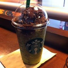 Photo taken at Starbucks Coffee 茅場町店 by K on 7/12/2013