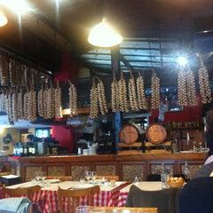 Photo taken at Mill Café by Özlem on 10/16/2012