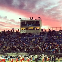 Photo taken at Bartlesville High School by Clint B. on 10/4/2014