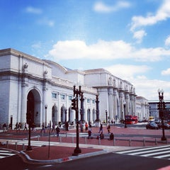 Photo taken at Union Station by Vera on 4/13/2013