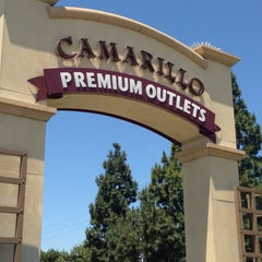 Photo taken at Camarillo Premium Outlets by Kesia on 5/12/2013