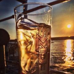 Photo taken at Caffe Bar Tunar by Luka K. on 7/21/2013