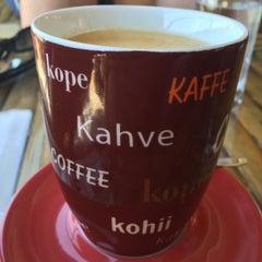 Photo taken at Caffe Bar Tunar by Luka K. on 8/5/2015