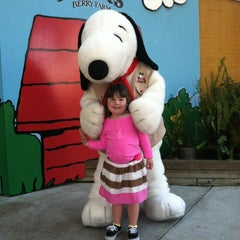 Photo taken at Camp Snoopy by Cindy on 1/17/2013