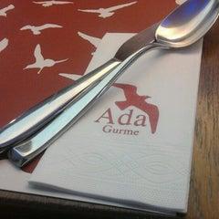 Photo taken at Ada Gurme by Kaan B. on 1/23/2013