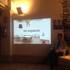 Photo taken at Cocorocó Coworking by Chema P. on 1/30/2014