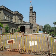 Photo taken at Savitribai Phule Pune University by Rohan T. on 10/17/2012