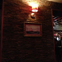 Photo taken at The Woodthorpe Top (Wetherspoon) by Andrea on 1/28/2013