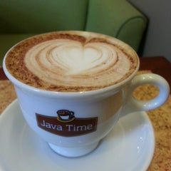 Photo taken at Java Time | جافا تايم by Othman Alyousef on 1/1/2013