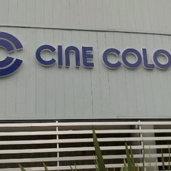 Photo taken at Cine Colombia | Multiplex Portal 80 by Marcela C. on 11/4/2012
