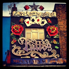 Photo taken at Camden Town by David C. on 11/25/2012