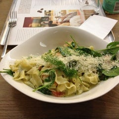 Photo taken at Vapiano by Steno on 12/15/2012