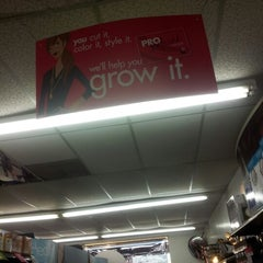 Photo taken at Sally's Beauty Supply by taketta j. on 2/9/2013