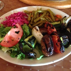 Photo taken at Istanbul Grill & Deli by Emily on 7/7/2013