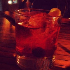 Photo taken at Post Office Whiskey Bar by Melinda F. on 11/7/2012