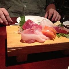 Photo taken at Great Wall Chinese & Shiro Sushi Bar by Kat on 4/13/2013