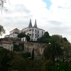 Photo taken at Sintra by Irene M. on 10/31/2012