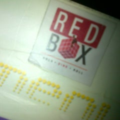 Photo taken at Red Box by Zernalyn A. on 1/12/2013