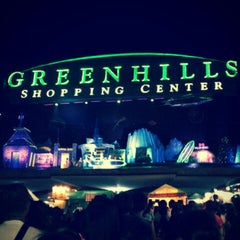 Photo taken at Greenhills Shopping Center by Zernalyn A. on 11/29/2012