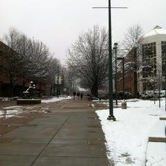 Photo taken at George Mason University by David D. on 3/25/2013