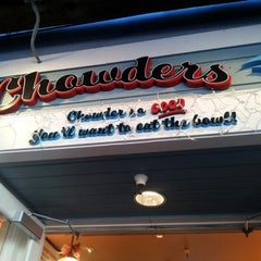 Photo taken at Chowders by Selina K. on 12/30/2012