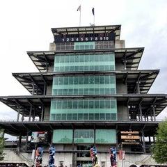 Photo taken at Indianapolis Motor Speedway by Daniela on 5/25/2013