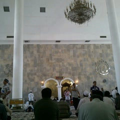 Photo taken at Masjid Agung Purwakarta by hartanto on 7/19/2013