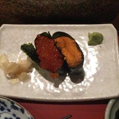 Photo taken at Kaze Sushi by Jing J. on 1/28/2016