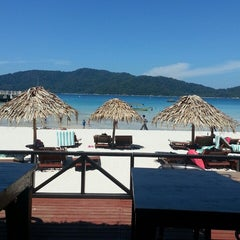 Photo taken at Bubu Long Beach Resort by Renee S. on 6/8/2013