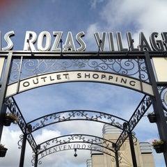 Photo taken at Las Rozas Village by Selene on 9/25/2012