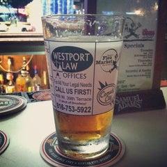 Photo taken at Westport Flea Market Bar & Grill by Ashleigh K. on 10/8/2012