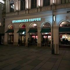 Photo taken at Starbucks by Dejan M. on 1/2/2013