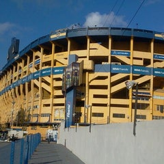 Foto tirada no(a) Estadio Alberto J. Armando (La Bombonera) por Nicolás C. em 4/3/2013