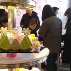 Photo taken at Baskin Robbins 31 by Seol seon Y. on 12/20/2014