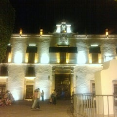 Photo taken at Antiguo Callejon del Ciego by Erik V. on 10/22/2012