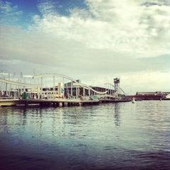 Photo taken at Maremagnum by Alex P. on 10/25/2012