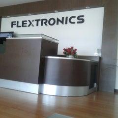 Photo taken at PT. Flextronics Technology Indonesia by Kiki B. on 2/1/2013