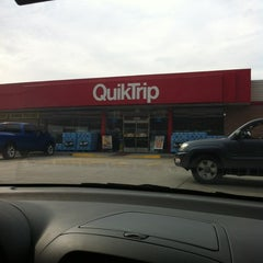 Photo taken at QuikTrip by Barefootedgypsy on 10/2/2012