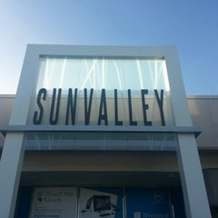 Photo taken at Sunvalley Shopping Center by Darwin A. on 12/9/2012