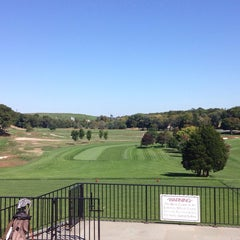 Photo taken at Bethpage State Park - Black Course by Doug W. on 10/5/2014