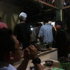 Photo taken at Jalan Raya Pasar Minggu by Zaqi Y. on 2/21/2013