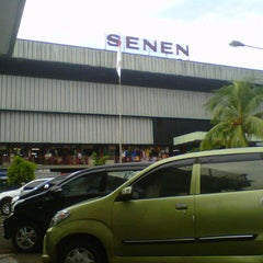 Photo taken at Pasar Senen by Asep S. on 3/11/2013