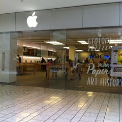 Photo taken at Apple Store, Beverly Center by Stella B. on 7/23/2013