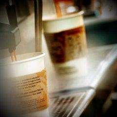 Photo taken at Starbucks by Jiju T. on 4/7/2013