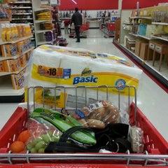 Photo taken at Target by Tania W. on 1/15/2013