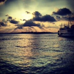 Photo taken at Kadıköy by Taylan A. on 7/8/2013
