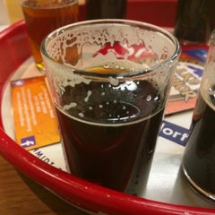 Photo taken at Lake Superior Brewing Co. by Justin D. on 3/13/2015
