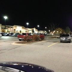 Photo taken at Walmart Supercenter by Matt D. on 10/18/2012